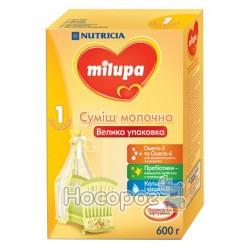 """Суміш молочна №1 """"Milupa"""" 600 г"""