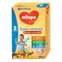"""Суміш молочна №2 """"Milupa"""" 600 г"""
