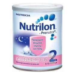 """Смесь молочная Nutrilon """"Сытый малыш 2"""" 400 г"""