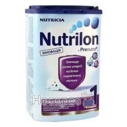 """Суміш молочна Nutrilon """"Гіпоалергенний 1"""" 800 г"""