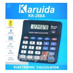 Калькулятор Karuida KK-268A (Солнечная Батарейка)