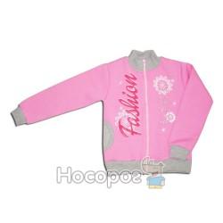 """Куртка для дівчинки """"Б'юті"""" 10010"""