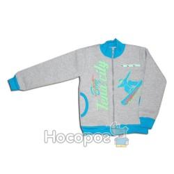 "Куртка для мальчика ""Скейтбордист"" 10007"