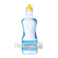 Вода детская питьевая МАЛЯТКО 0,33 (с 1 недели)