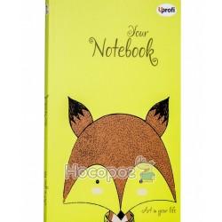 Блокнот TM Profiplan Artbook, lime
