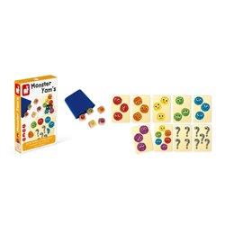 Настільна гра Janod Монстри J02739