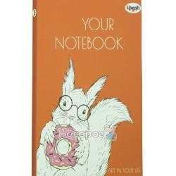 Блокнот TM Profiplan Artbook B6, orange