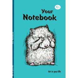 Блокнот TM Profiplan Artbook B6, mint