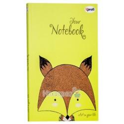 Блокнот TM Profiplan Artbook B6, lime