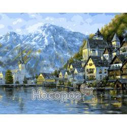Картина по номерам Прекрасная Австрия AS0028