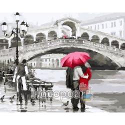 Картина по номерам Свидание в Венеции AS0044