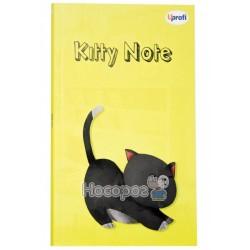 "Блокнот TM Profiplan ""Kitty note"", yellow"