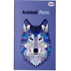 """Блокнот TM Profiplan """"Animal note"""", violet"""