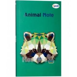 "Блокнот TM Profiplan ""Animal note"", green"