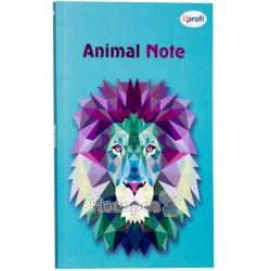 """Блокнот TM Profiplan """"Animal note"""", mint"""