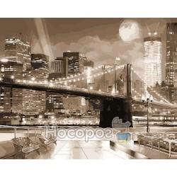 Картина по номерам Ночной город AS0078