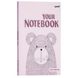 Блокнот TM Profiplan Artbook B6, light pink