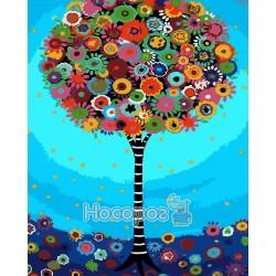 Картина по номерам Дерево желаний AS0110