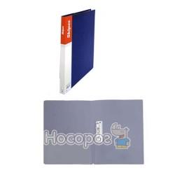 Папка з прижимом А5 Skiper SK-11 синя 411036