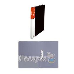 Папка с прижимом А5 Skiper SK-11 черная 411035