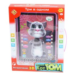 Планшет Кот Том, сенсорный