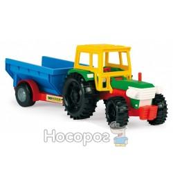 Трактор с прицепом 39215