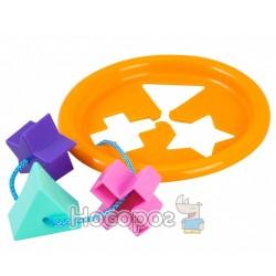 """Іграшка розвиваюча """"Логічне кільце"""" 39165"""