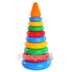 """Іграшка розвиваюча """"Пірамідка"""" 39103"""