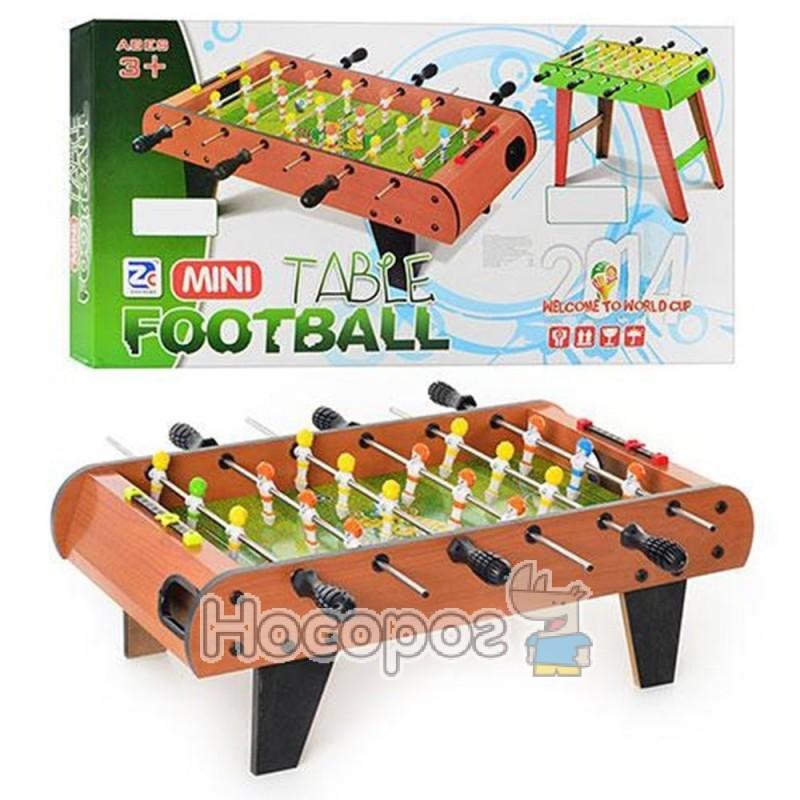 Фото Футбол ZC1032A деревянный стол