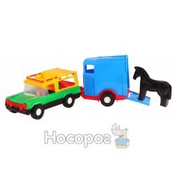 Авто-сафари 39006 с прицепом