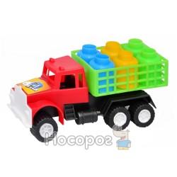 "Машина ""М"" грузовик с бидонами 03-302"