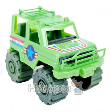Джип военный игрушечный