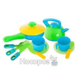 Набор посуды 13 предметов 04-432