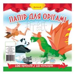 Набор бумаги для оригами УП-49 100л.