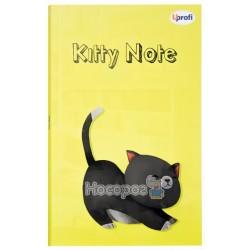 "Блокнот Profiplan ""Kitty note"" yellow, А5"