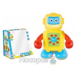 Игра ZYA 00188 робот, музыка (рус), свет