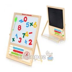 Деревянная игрушка Досочка MD 0314 двусторонняя