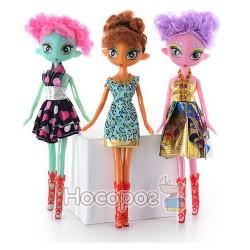 Лялька 3898 ABC NV, 3 види