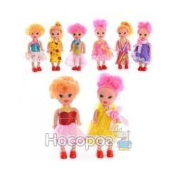 Кукла H3-DCBA микс видов