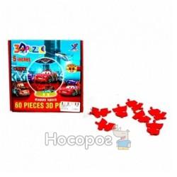 Пазли 3D E 005-10 Тачки