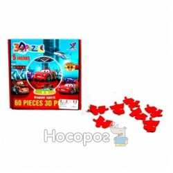 Пазлы 3D E 005-10 Тачки