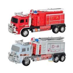 Пожарная машина 578-58 Е, 2 цвета