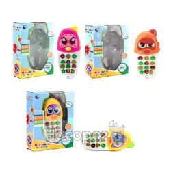Телефон T43D345D346D347 / 636 Мой умный телефон, 3 вида