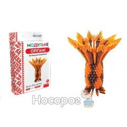 """Модульне орігамі 560 модулів """"Ваза для квітів"""" ОМ-6018"""