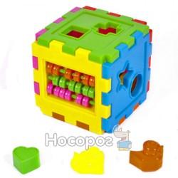 Логический куб-сортер с счетами Kinderway 50-201