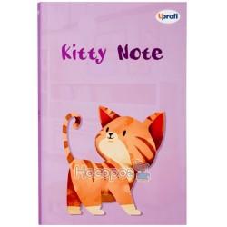 """Блокнот Profiplan """"Kitty note"""" lilac, А5"""
