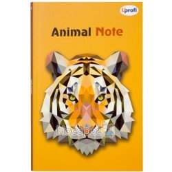 """Блокнот Profiplan """"Animal note"""" orange"""