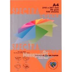 Бумага цветная SPECTRA COLOR Saffron 240 (интенсивный оранжевый)