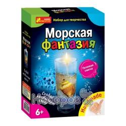"""Гелевые свечи """"Морская фантазия"""" 14100297Р"""