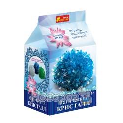 """Набір для дослідів """"Магічний кристал. Синій"""" 12138012Р"""